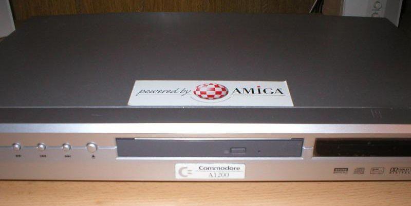 A1200 dans un lecteur DVD