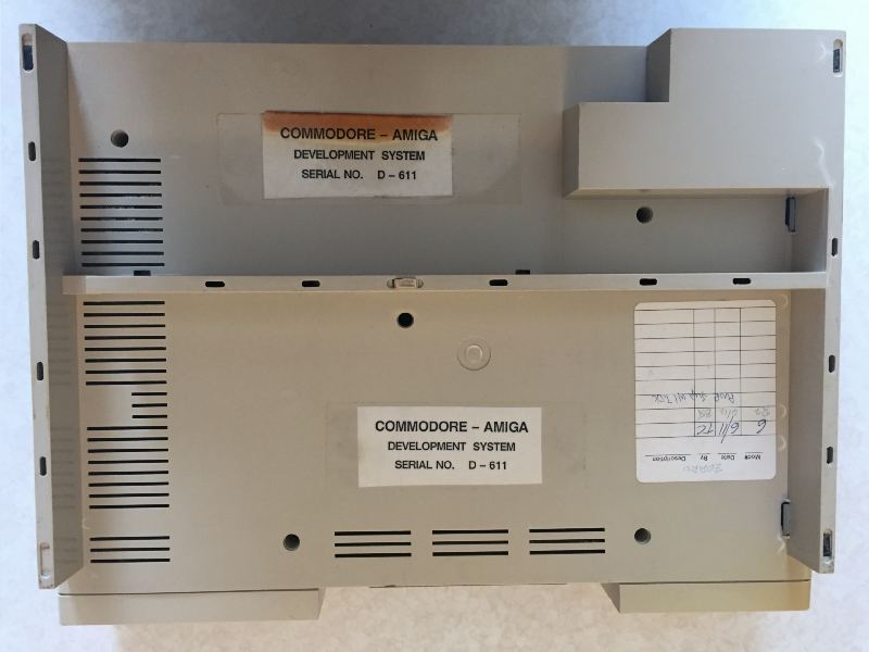 Amiga Development System