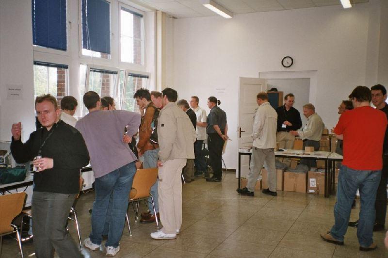 AmigaOS 4 Event Essen