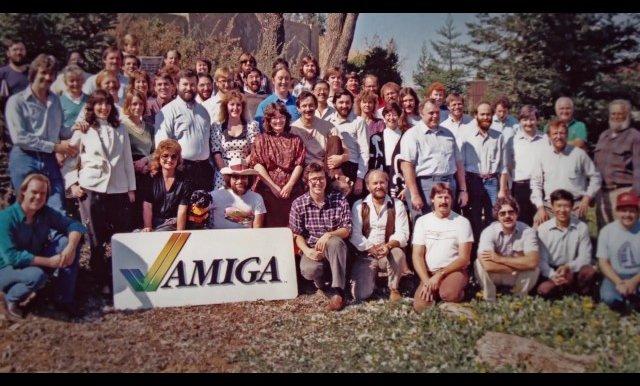 Amiga Team 1985