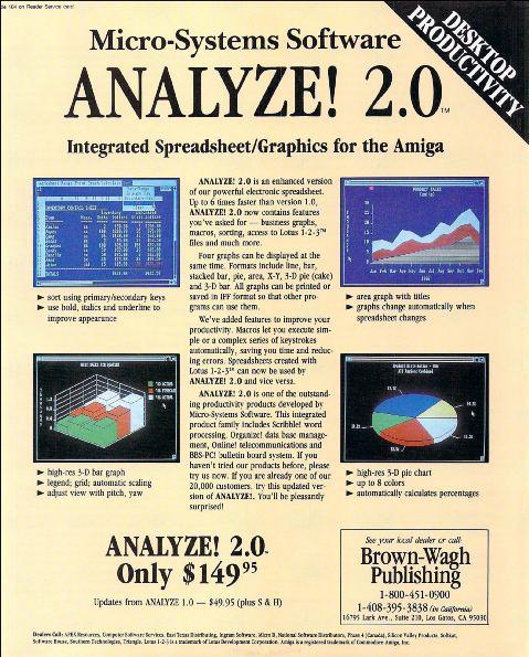 Analyze! 2.0