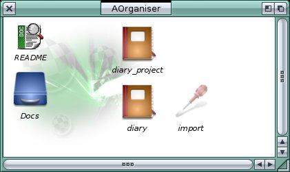 AOrganiser
