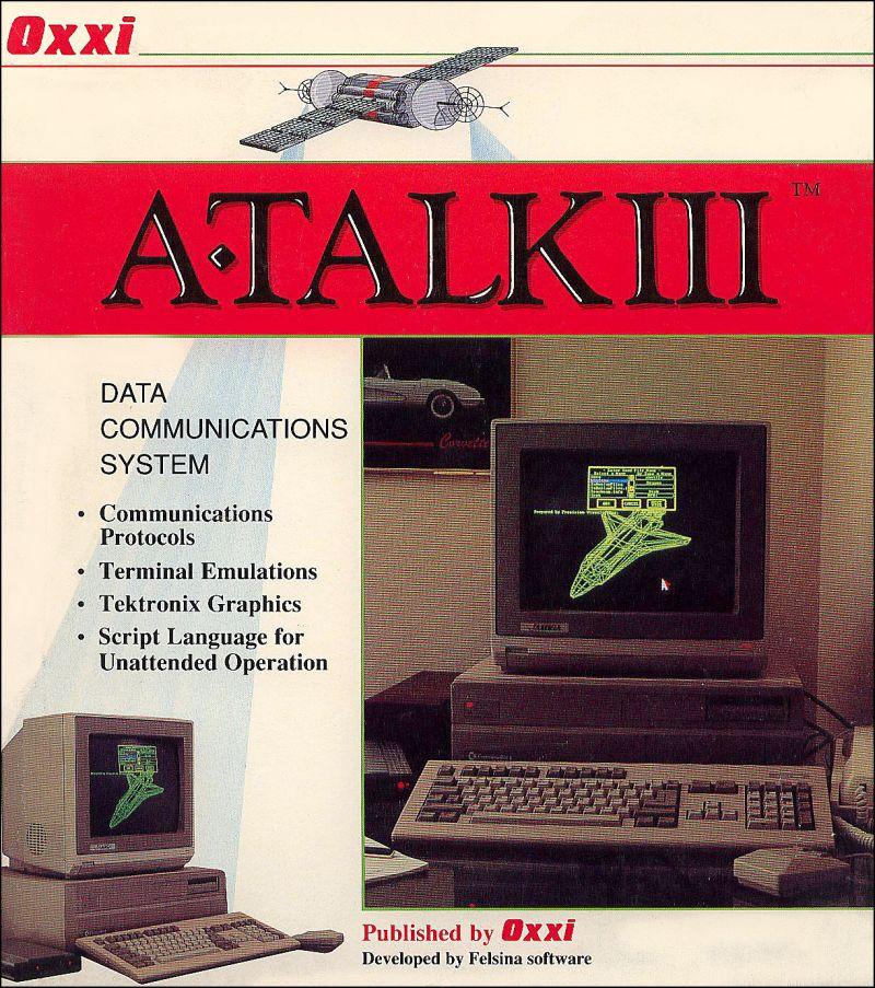 A-Talk III