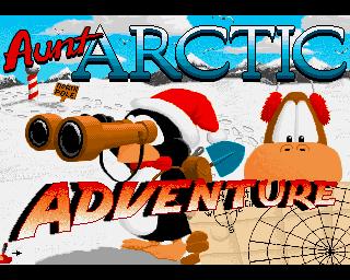 Aunt Arctic Adventure