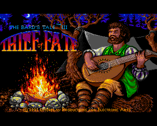 Bard's Tale 3: Thief Of Fate