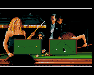 Billiards II Simulator