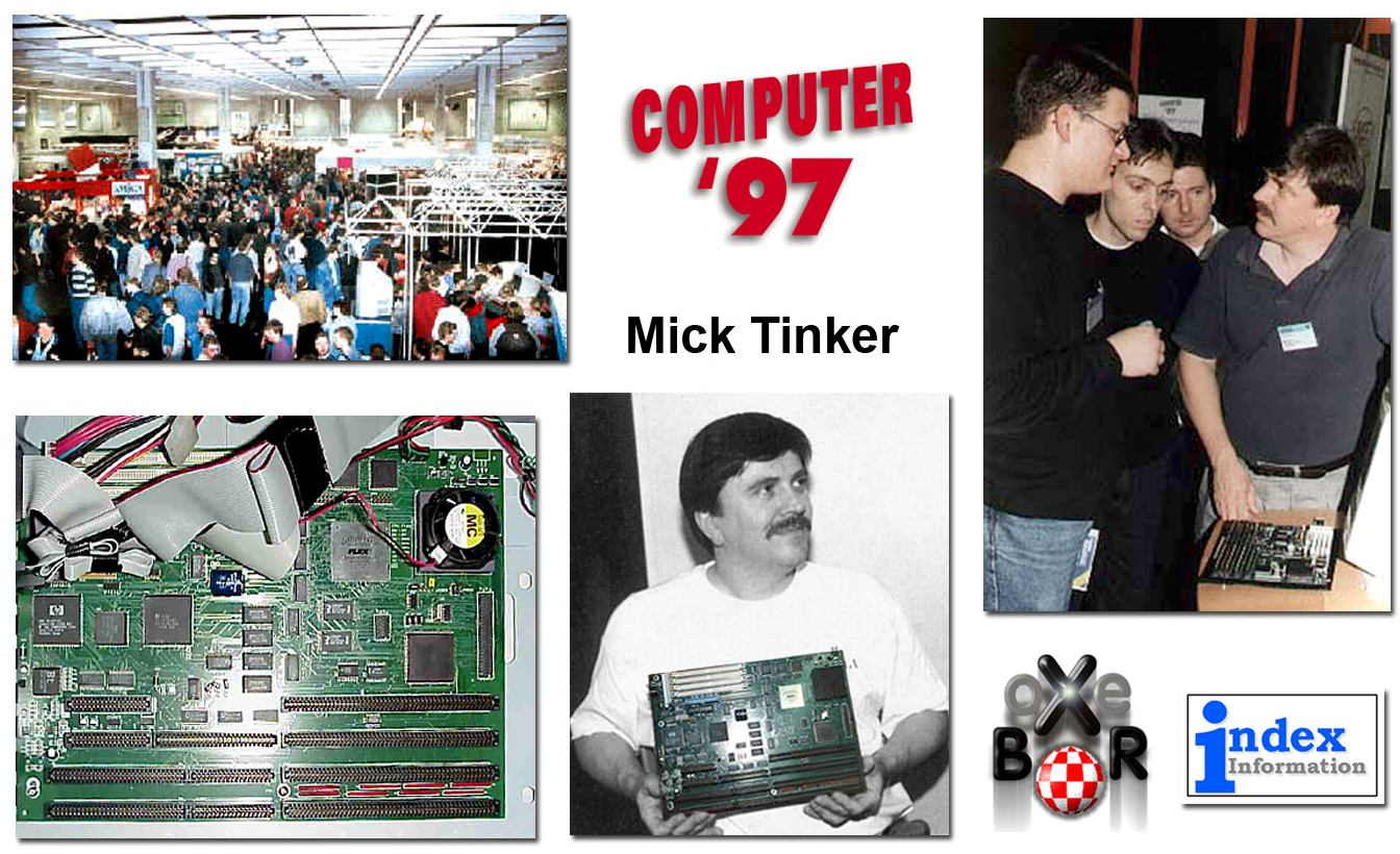 Mick Tinker/Index Information/Access Innovation