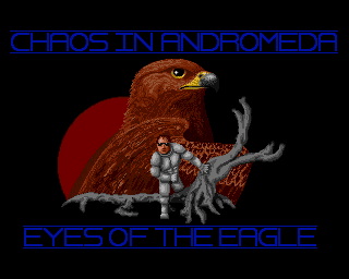 Chaos In Andromeda: Eyes Of The Eagle