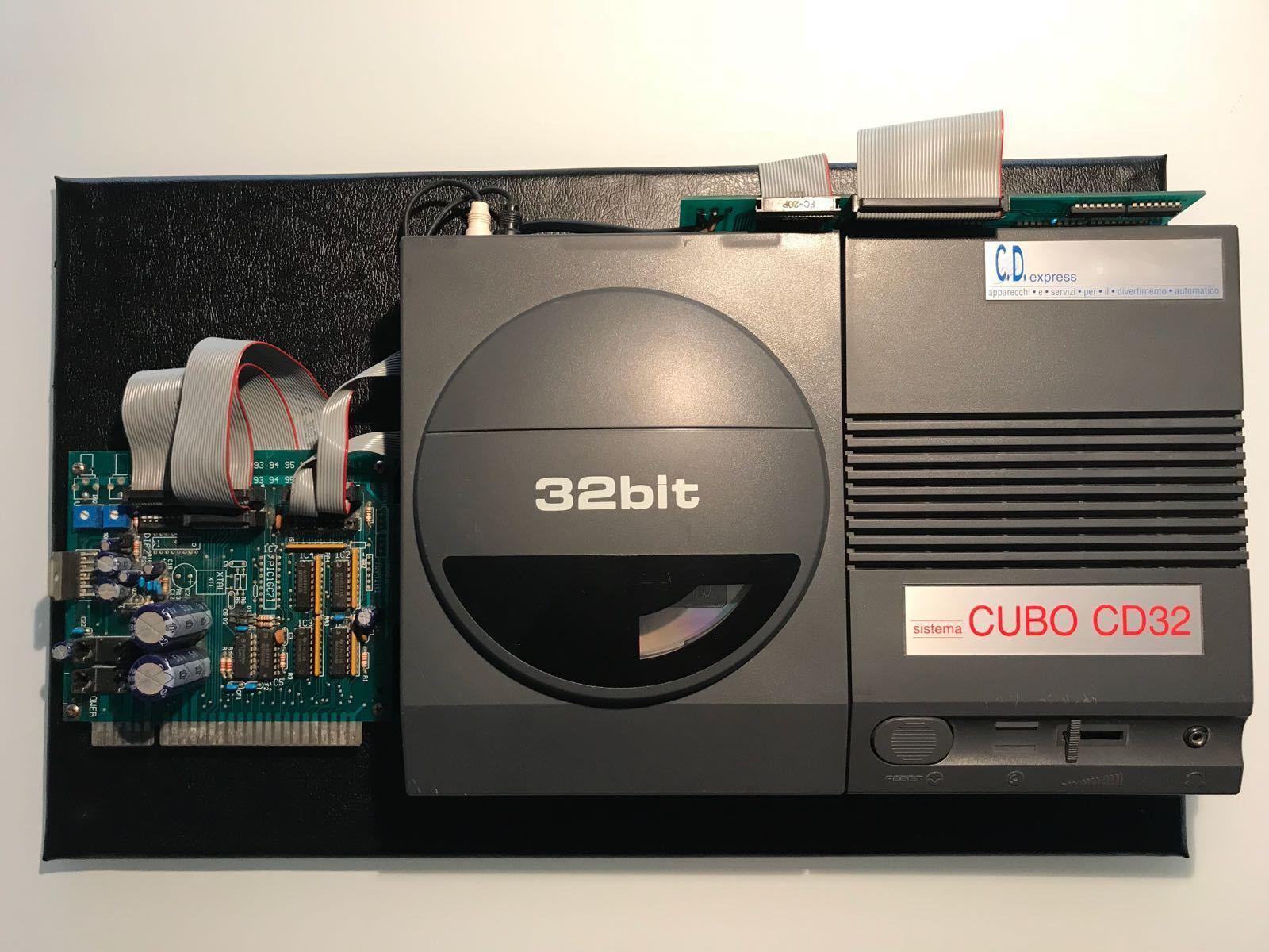 Cubo CD32