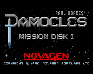 Damocles: Mission Disk 1
