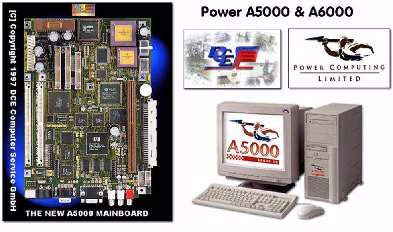 A5000 et A6000