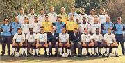 Équipe d'Angleterre de football (1991)