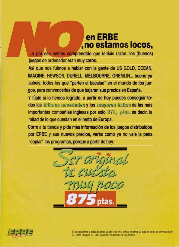 875 pesetas