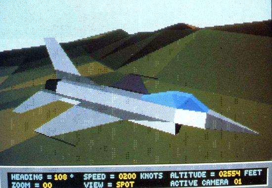 Falcon Mark II