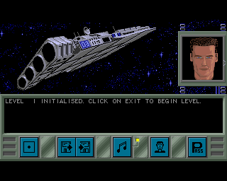 Federation Quest 1: B.S.S. Jane Seymour