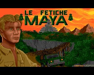 Le Fétiche Maya