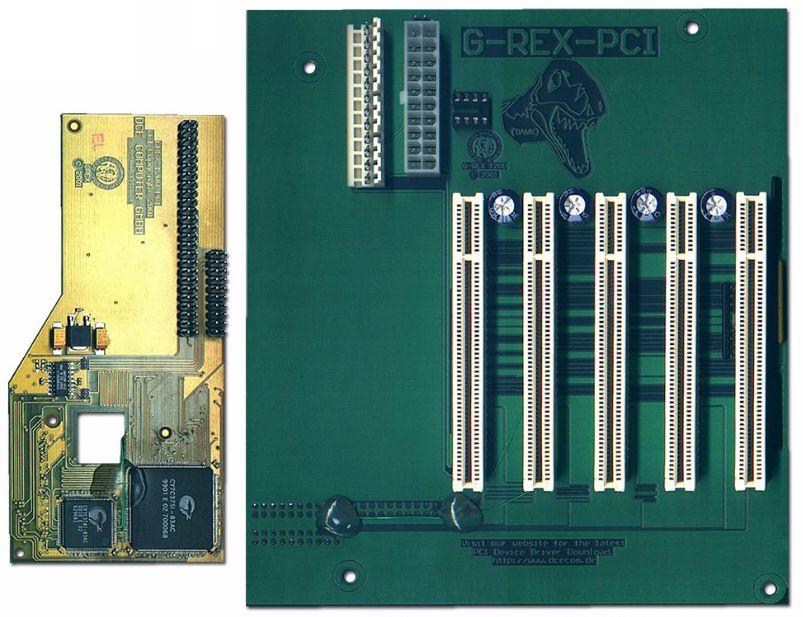 G-Rex PCI 1200