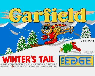 Garfield Winter's Tail