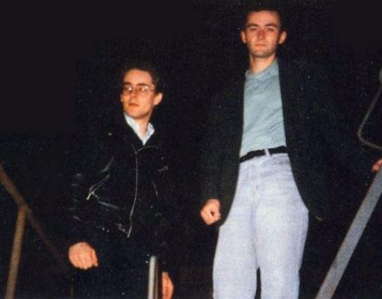Nicolas Gohin et Franck Quéro