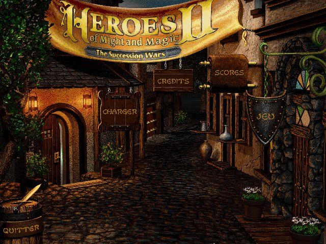 Heroes Of Might And Magic 2