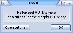 Hollywood tutoriel