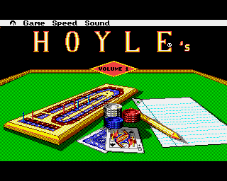 Hoyle's Book Of Games