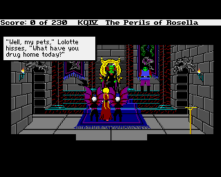 King's Quest IV: The Perils Of Rosella