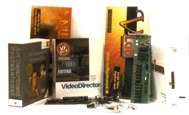 vidéo Amiga