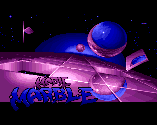 Magic Marble