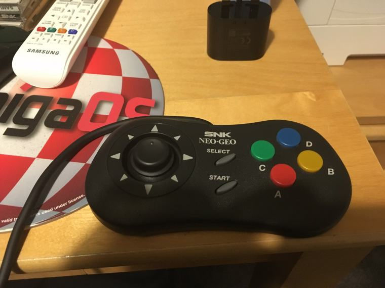 Manette Neo Geo
