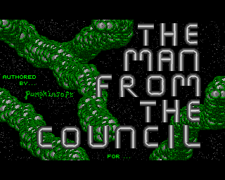 The Man From The Council