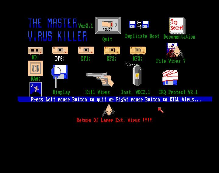 The Master Virus Killer 2.1