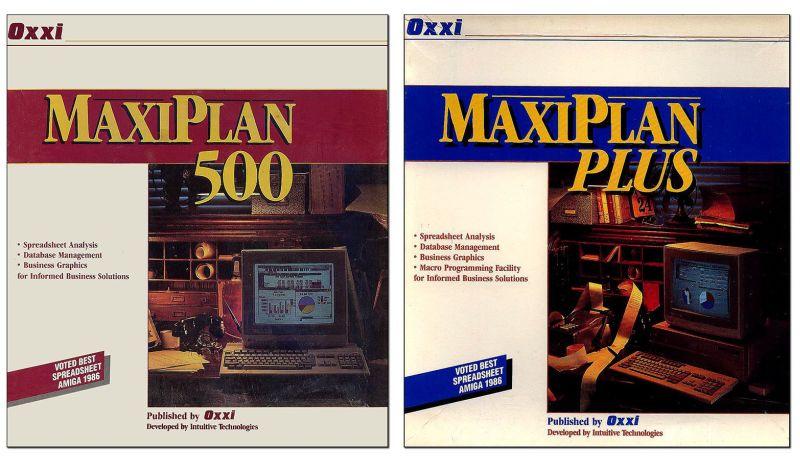 MaxiPlan Plus