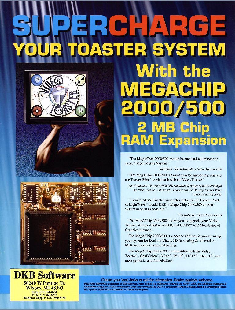MegAChip 2000