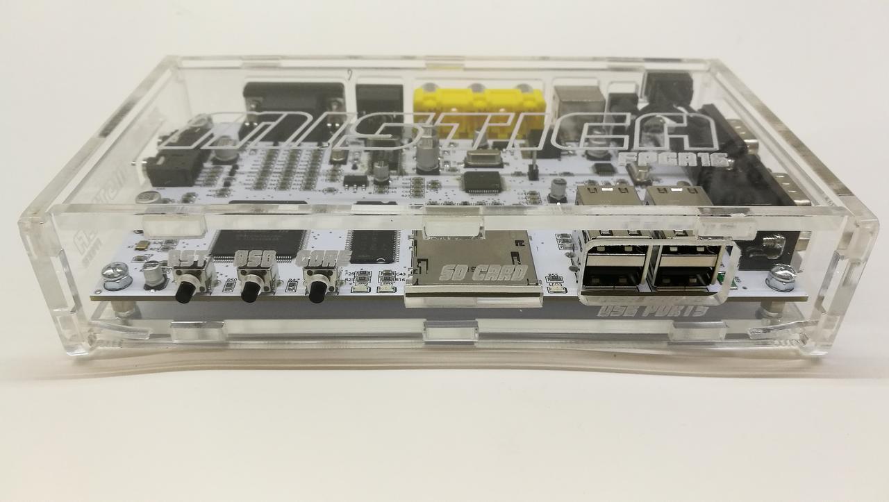 Mistica FPGA16