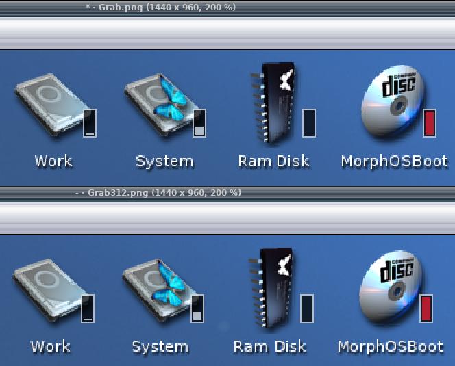 MorphOS 3.12