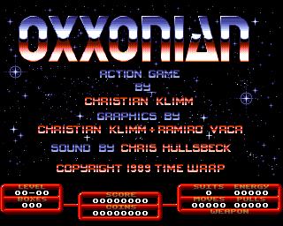 Oxxonian