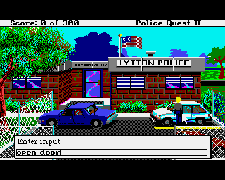 Police Quest 2