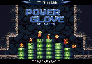 Powerglove Reloaded