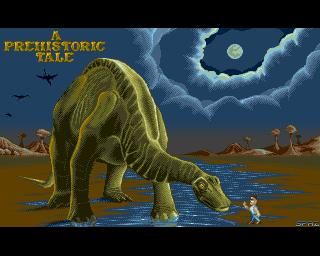 Prehistoric Tale