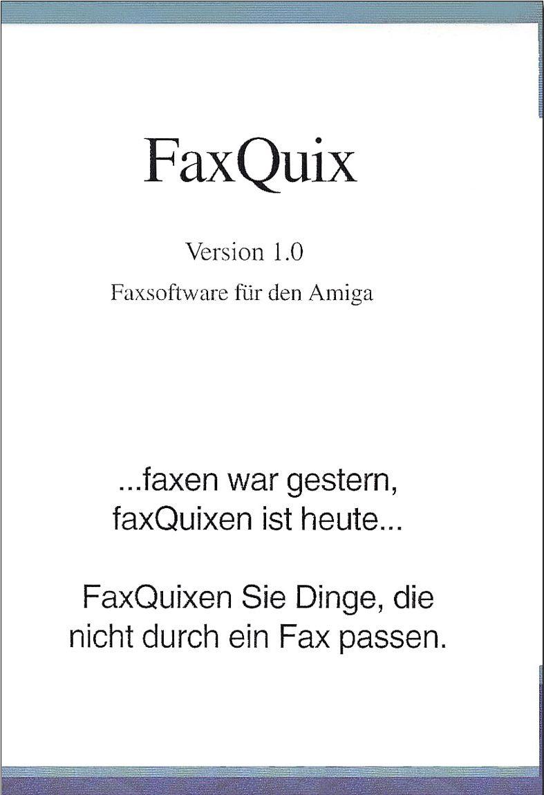 FaxQuix