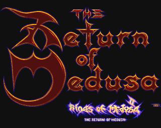 The Return Of Medusa: Rings Of Medusa 2