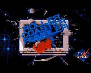 Roller Coaster Rumbler