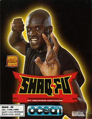 Boîte de Shaq Fu