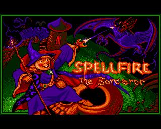 Spellfire The Sorceror