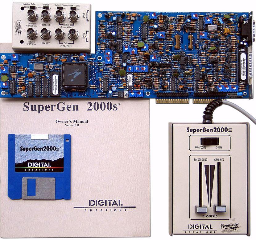 SuperGen 2000