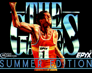 The Games Summer Edition
