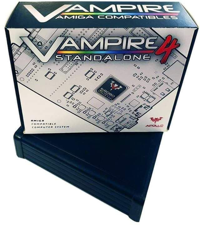 Vampire V4 standalone