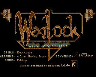 Warlock The Avenger