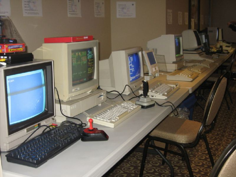 World Of Amiga 2009